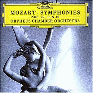 Oco - Sinfonien 29,33,40