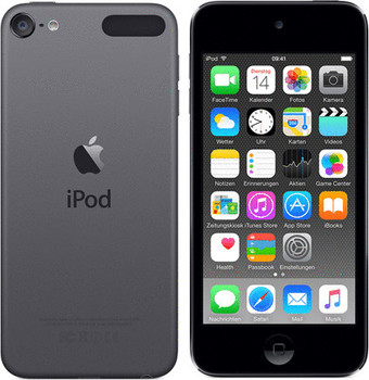 Apple iPod touch 7G 32GB gris espacial