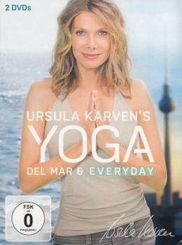 Ursula Karven's - Yoga: Del Mar & Yoga Everyday [2 DVDs]