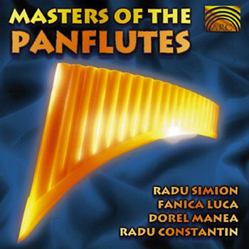 Various - Masters of the Panflutes
