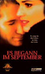Es begann im September - Gabriele Auensen-Borgelt