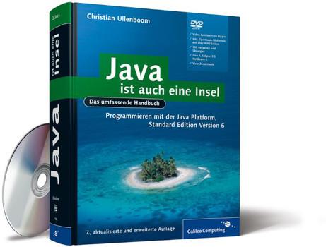 Java ist auch eine Insel, m. DVD-ROM - Christian Ullenboom