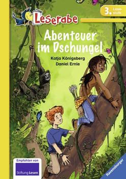 Abenteuer im Dschungel - Katja Königsberg  [Gebundene Ausgabe]