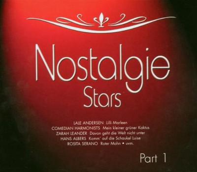Various - Nostalgie Stars Part 1