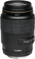 Canon EF 100 mm F2.8 USM Macro 58mm Objectif (adapté à Canon EF) noir