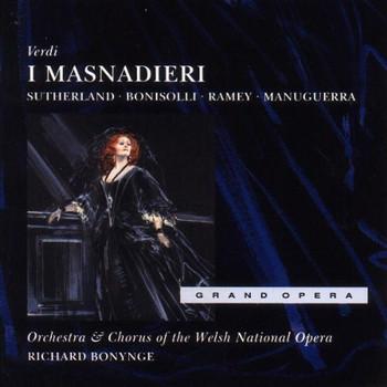 Chorus Of The Welsh National Opera - Verdi: I Masnadieri (Gesamtaufnahme) (italienisch)