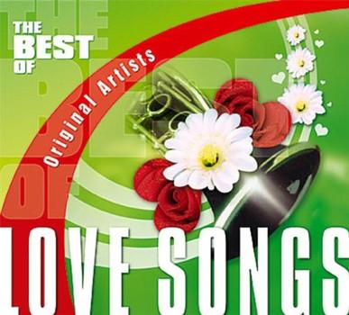 Various (Incl.Re-Recordings) - Best of Love Songs - Original Artists (incl. Rerecordings)