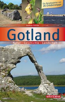 Gotland. Natur – Geschichte – Landschaft - Andrea Rohde  [Taschenbuch]