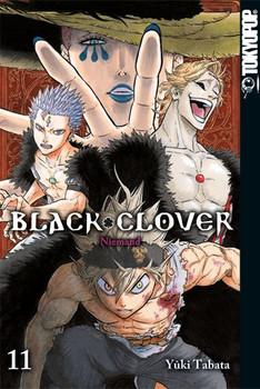 Black Clover 11 - Yuki Tabata  [Taschenbuch]