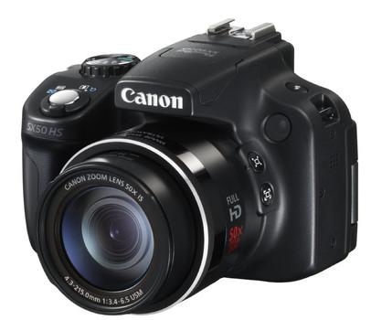 Canon Powershot SX50 HS zwart