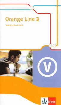 Orange Line 3: Vokabellernheft für Klasse 7 - Frank Haß [Broschiert]