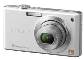 Panasonic Lumix DMC-FX37 zilver