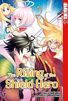 The Rising of the Shield Hero 07 - Aiya Kyu  [Taschenbuch]