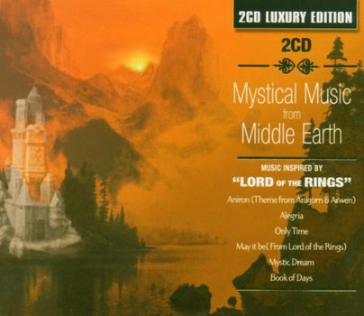 Various - Mystical Music from Middle Ear