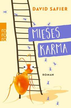 Mieses Karma - David Safier  [Taschenbuch]