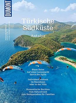 DuMont Bildatlas Türkische Südküste, Antalya - Florian Merkel [Broschiert]
