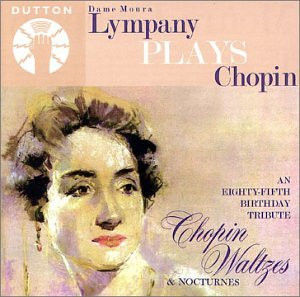 M. Lympany - Dame Moura Lympany Plays Chopin