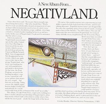 Negativland - Escape from Noise