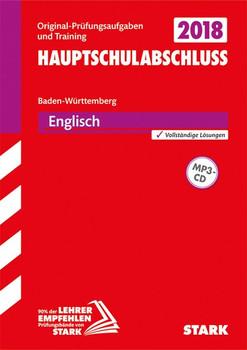 Original-Prüfungen Hauptschulabschluss - Englisch 9. Klasse - BaWü [Taschenbuch]