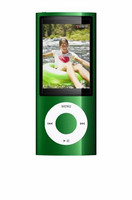 Apple iPod nano 5G 8GB con cámara verde