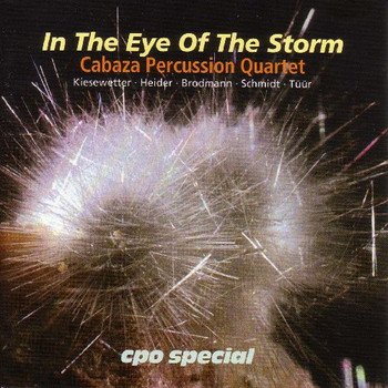 Cabaza Percussion Group - In the Eye of the Storm