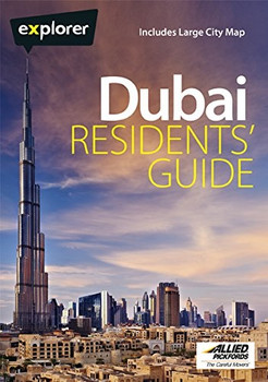 Dubai Residents Guide - Includes Large City Map [Softcover]