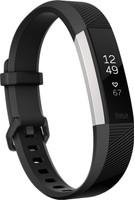 Fitbit Alta HR Pequeño negro y plata