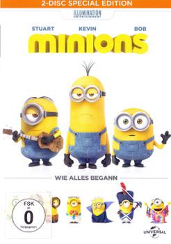 Minions: Wie alles begann [2 Discs, Special Edition]