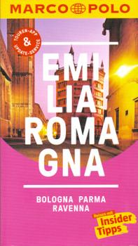 Marco Polo Reiseführer Emilia-Romagna, Bologna, Parma, Ravenna - Bettina Dürr [Taschenbuch]