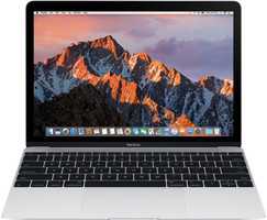 Apple MacBook 12  (Retina Display) 1.2 GHz Intel Core M3 8 Go RAM 256 Go PCIe SSD [Mi-2017, clavier français, AZERTY] argent
