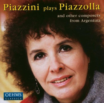 Carmen Piazzini - Piazzini Plays Piazzolla...