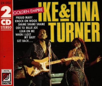 Ike & Tina Turner - Ike & Tina Turner-Golden Impir
