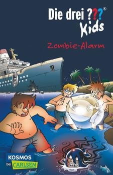 Die drei ??? Kids: Zombie-Alarm - Ben Nevis [Taschenbuch]