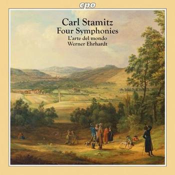 L Arte Del Mondo - Stamitz:Four Symphonies