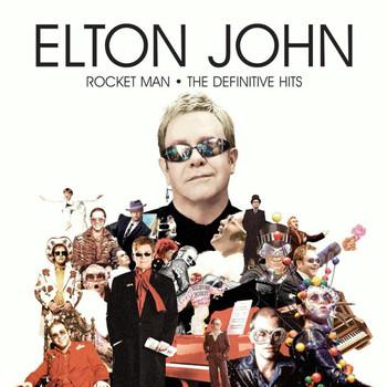 Elton John - Rocket Man-the Definitive Hits