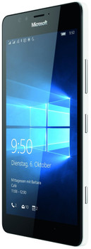 Microsoft Lumia 950 Dual SIM 32 Go blanc