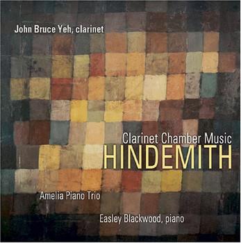 John Bruce Yeh - Clarinet Chamber Music