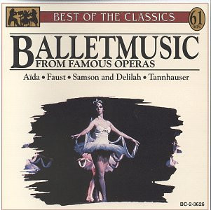 London Symphony Orchestra - Ballet Music F.Famous Operas