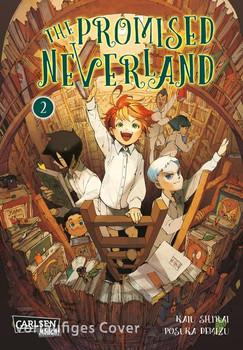 The Promised Neverland 2 - Kaiu Shirai  [Taschenbuch]