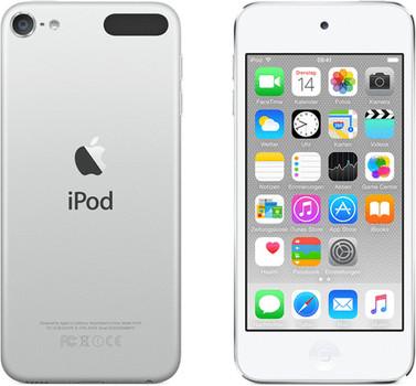 Apple iPod touch 6G 128GB plata