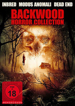 Backwood Horror Collection [3 Discs]