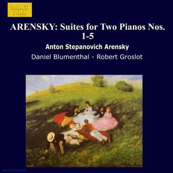 Daniel Blumenthal - Suiten für 2 Klaviere 1-5