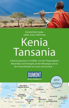 DuMont Reise-Handbuch Reiseführer Kenia, Tansania. und Sansibar, mit Extra-Reisekarte - Sabine Jorke  [Taschenbuch]