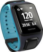 TomTom Runner 2 Cardio (bracelet large) bleu