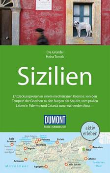 DuMont Reise-Handbuch Reiseführer Sizilien. mit Extra-Reisekarte - Heinz Tomek  [Taschenbuch]
