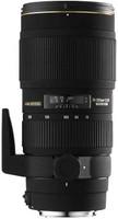 Sigma 70-200 mm F2.8 DG EX HSM II Macro 77 mm Objetivo (Montura Canon EF) negro
