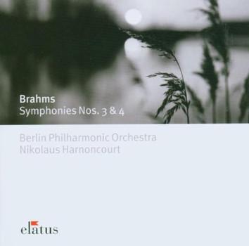 Harnoncourt - Sinfonien 3 & 4