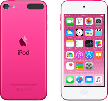 Apple iPod touch 6G 16GB rosa