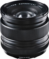 Fujifilm X 14 mm F2.8 R 58 mm filter (geschikt voor Fujifilm X) zwart