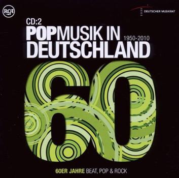 Various - Pop in Deutschland-60er-Beat,Pop,Rock